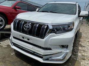 Toyota Land Cruiser Prado 2019 GXR White | Cars for sale in Lagos State, Lekki