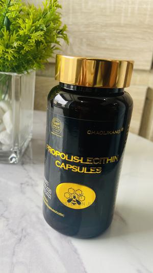 Our Most Reliable (PROPOLIS LECITHIN CAPSULE) for Infection | Vitamins & Supplements for sale in Lagos State, Surulere