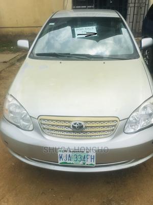 Toyota Corolla 2003 Gray | Cars for sale in Lagos State, Ejigbo