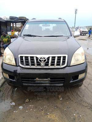 Toyota Land Cruiser Prado 2007 Black   Cars for sale in Lagos State, Surulere
