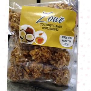 Zowe Coconut Candy Made With Honey | Meals & Drinks for sale in Lagos State, Lekki