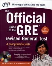 The Official Guide To The GRE® Revised General Test, Second Edition | Books & Games for sale in Lagos State