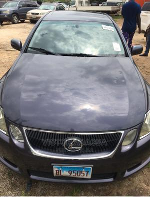 Lexus GS 2007 300 Automatic Gray | Cars for sale in Abuja (FCT) State, Central Business Dis