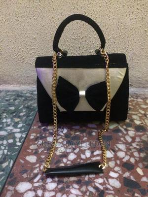 Suede Leather Made Fashion Handbag | Bags for sale in Oyo State, Ibadan
