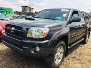 Toyota Tacoma 2011 Double Cab V6 Gray   Cars for sale in Lagos State, Ojodu