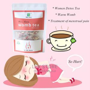 Womb Tea by Winstown- 1 Pack | Vitamins & Supplements for sale in Lagos State, Surulere