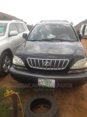 Lexus RX 2002 Black   Cars for sale in Lagos State, Ojodu
