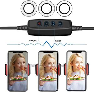 Selfie Ring Light With Phone Holder for Live | Accessories for Mobile Phones & Tablets for sale in Lagos State, Surulere
