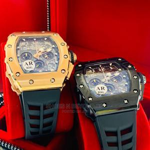 Richard Mille Luxury Rubber Strap Wrist Watches | Watches for sale in Lagos State, Lagos Island (Eko)