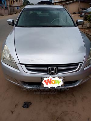 Honda Accord 2003 Silver   Cars for sale in Anambra State, Onitsha