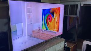 65 Inch Hisense 4K Uled Smart TV | TV & DVD Equipment for sale in Abuja (FCT) State, Gwarinpa