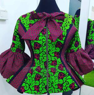 Classy Ankara Blouse/Tops | Clothing for sale in Lagos State, Victoria Island