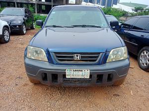Honda CR-V 1999 2.0 Blue | Cars for sale in Abuja (FCT) State, Central Business Dis