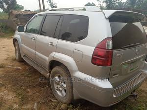 Lexus GX 2009 470 Silver   Cars for sale in Lagos State, Ikorodu