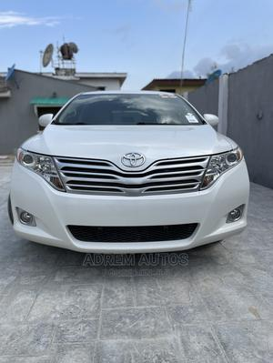 Toyota Venza 2010 V6 White | Cars for sale in Lagos State, Ogba