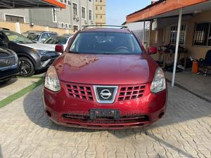 Nissan Rogue 2008 SL Red | Cars for sale in Lagos State, Ogba