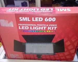 SML LED 600 ,Professional Photo Video Led Light Kit | Accessories & Supplies for Electronics for sale in Lagos State, Ikeja