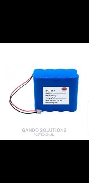 Lithium Ion 11.1V 2600mah 28.86wh 18650 3 Cell Battery Pack | Accessories & Supplies for Electronics for sale in Lagos State, Ikeja