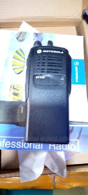 Motorola Radio GP 340 VHF and UHF | Audio & Music Equipment for sale in Lagos State, Ojo