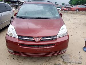 Toyota Sienna 2005 Red | Cars for sale in Lagos State, Apapa
