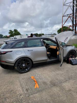 Land Rover Range Rover Velar 2018 P380 First Edition 4x4 Gray | Cars for sale in Lagos State, Lekki