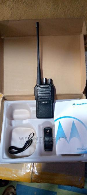 Motorola Radio GP. 344 VHF and UHF | Audio & Music Equipment for sale in Lagos State, Ojo