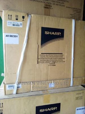 Sharp Photocopier Machine AR 6020dv | Printers & Scanners for sale in Lagos State, Ikeja