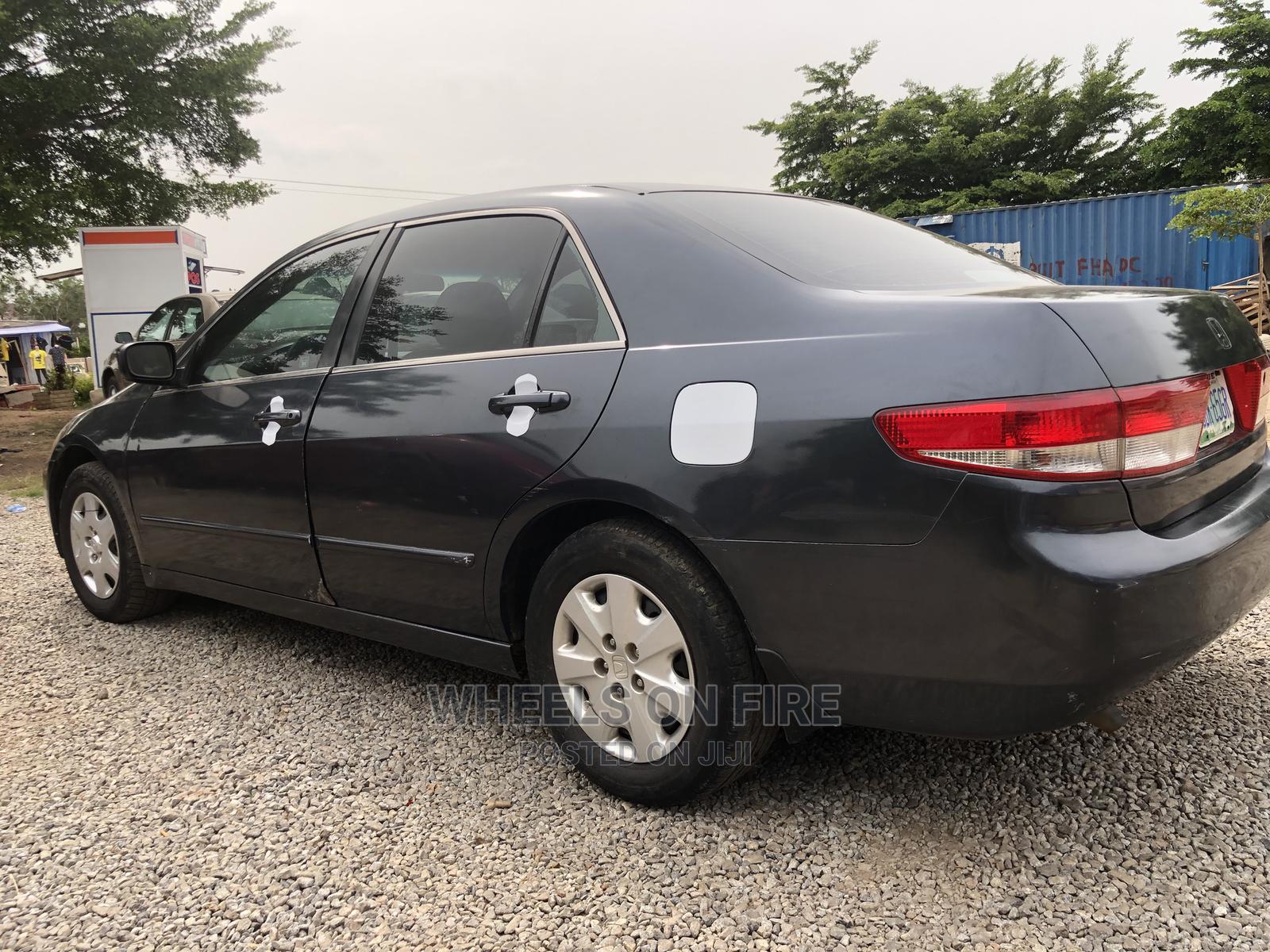 Honda Accord 2004 Blue   Cars for sale in Gwarinpa, Abuja (FCT) State, Nigeria