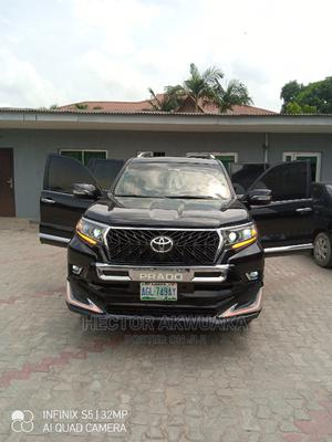 Toyota Land Cruiser Prado 2006 VX Black | Cars for sale in Lagos State, Ajah