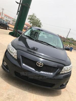 Toyota Corolla 2008 1.8 LE Black | Cars for sale in Osun State, Osogbo