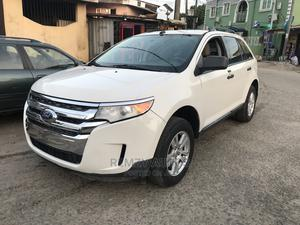 Ford Edge 2011 SE 4dr FWD (3.5L 6cyl 6A) Pearl | Cars for sale in Lagos State, Surulere