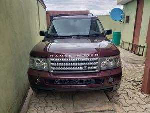 Land Rover Range Rover Sport 2007 HSE 4x4 (4.4L 8cyl 6A) Brown | Cars for sale in Lagos State, Ikotun/Igando
