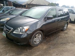 Honda Odyssey 2006 EX Black   Cars for sale in Akwa Ibom State, Uyo