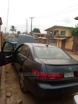 Honda Accord 2005 Gray | Cars for sale in Oyo State, Ibadan
