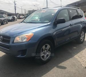 Toyota RAV4 2010 2.5 4x4 Blue   Cars for sale in Lagos State, Surulere