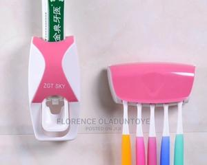 Toothpaste Dispenser And Toothbrush Holder. | Home Accessories for sale in Kwara State, Ilorin South
