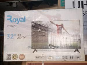 """Royal 32"""" LED   TV & DVD Equipment for sale in Abuja (FCT) State, Wuse"""