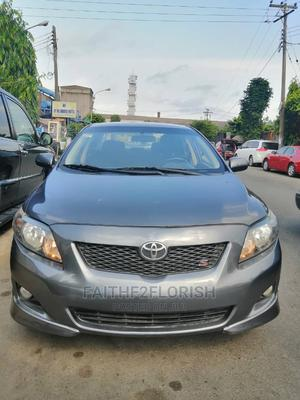 Toyota Corolla 2010 Gray   Cars for sale in Lagos State, Ikeja