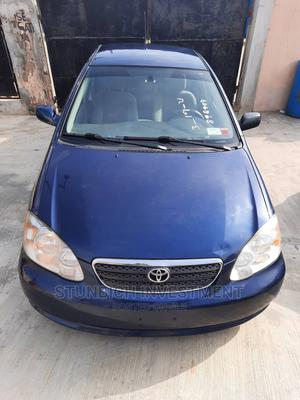 Toyota Corolla 2008 1.8 LE Blue | Cars for sale in Lagos State, Gbagada
