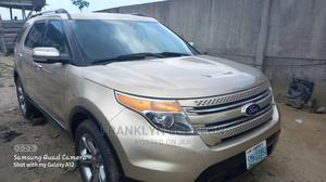 Ford Explorer 2013 Gold | Cars for sale in Rivers State, Port-Harcourt