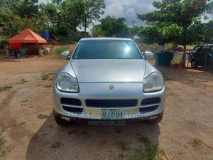 Porsche Cayenne 2004 V6 Automatic Silver | Cars for sale in Abuja (FCT) State, Kubwa