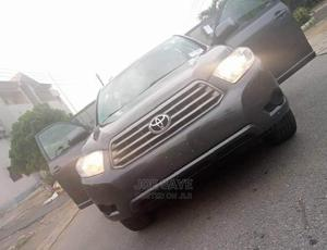 Toyota Highlander 2010 Sport Gray   Cars for sale in Lagos State, Ikeja