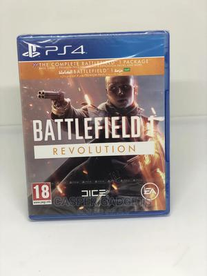 Battlefield 1 - Playstation4 | Video Games for sale in Lagos State, Ikeja