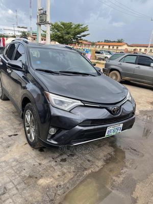 Toyota RAV4 2016 Gray | Cars for sale in Lagos State, Ikeja