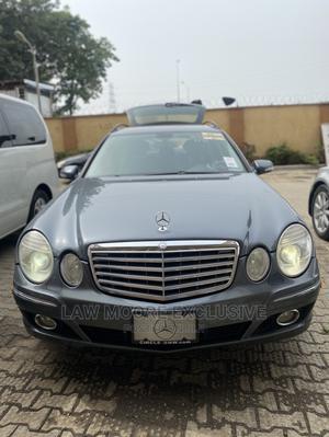 Mercedes-Benz E350 2009 Beige | Cars for sale in Abuja (FCT) State, Gwarinpa