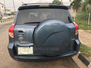 Toyota RAV4 2008 Limited V6 Blue | Cars for sale in Lagos State, Ikeja