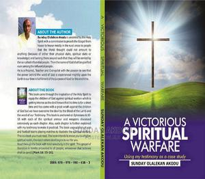 A Victorious Spiritual Warfare   Books & Games for sale in Lagos State, Surulere