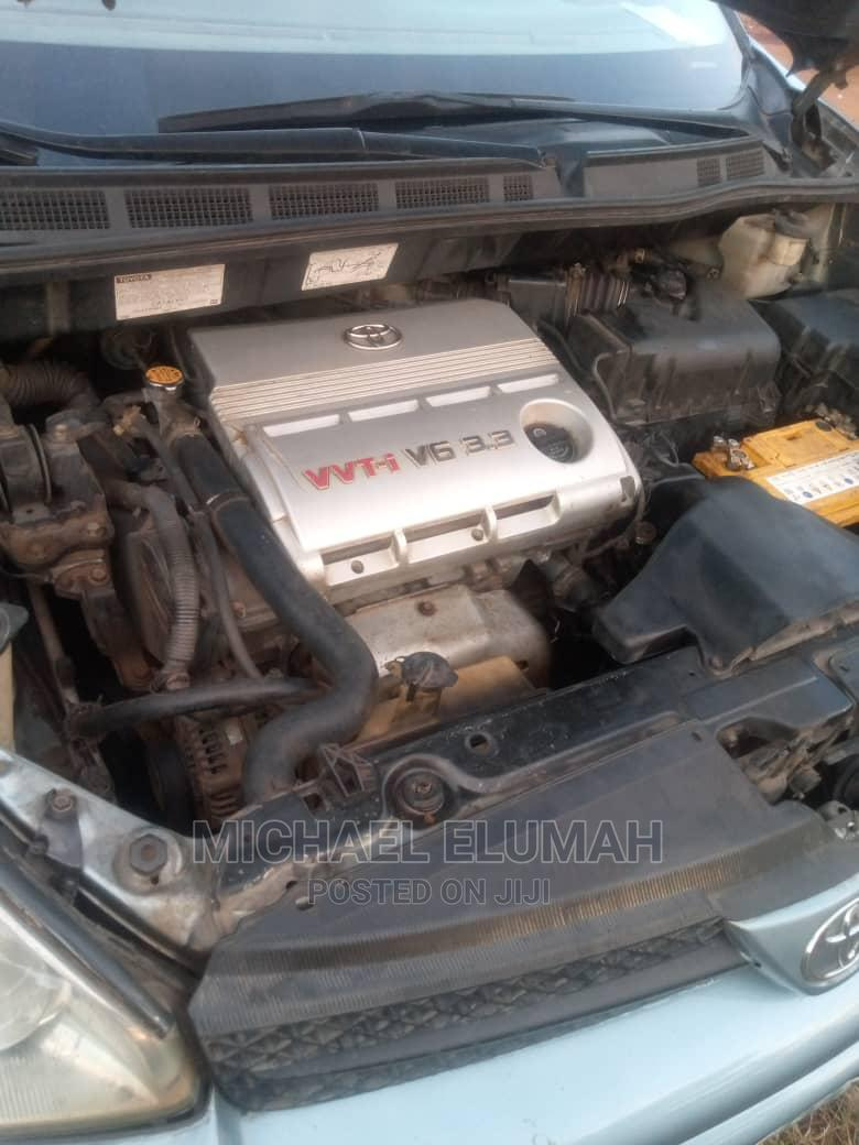 Archive: Toyota Sienna 2004 LE FWD (3.3L V6 5A) Blue