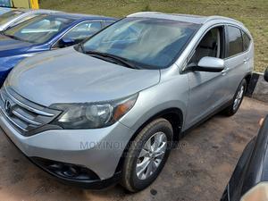 Honda CR-V 2012 2.2 DTEC Silver | Cars for sale in Lagos State, Agboyi/Ketu