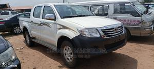 Toyota Hilux 2015 WORKMATE 4x4 White | Cars for sale in Imo State, Owerri